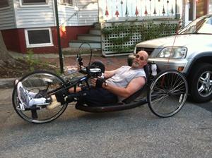 John-Bicyling